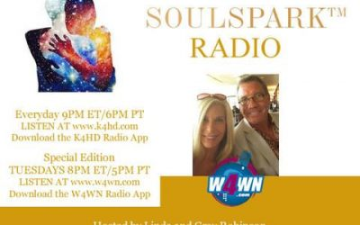 Soul Spark Radio with Linda And Gray Robinson