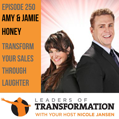 Leaders Of Transformation With Nicole Jansen