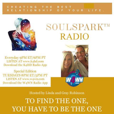 Soul Spark Radio with Linda And Gray Robinson